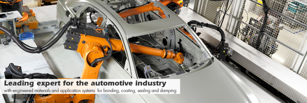 EMS-EFTEC Leading expert for the automotive
